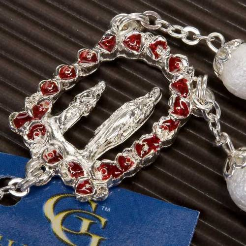 Ghirelli rosary Our Lady of Lourdes s3