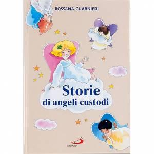 Livres pour enfants: Histoires d'anges gardiens ITALIEN