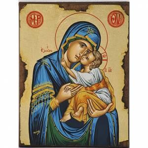 Icona Vergine della Tenerezza Eleousa s1