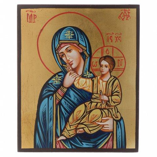 Icona Madre di Dio gioia e sollievo s3