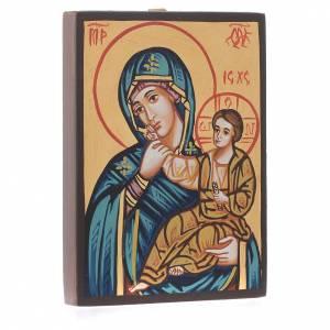 Icona sacra Vergine Paramithia Romania s2
