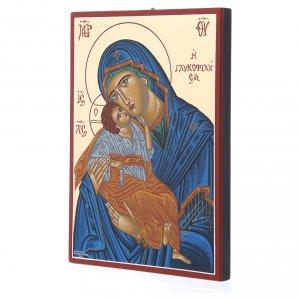Icone Grecia dipinte e serigrafate: Icona Vergine Eleousa