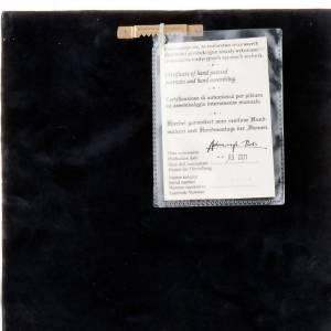 Icône argent et or vierge Kilskaia s2