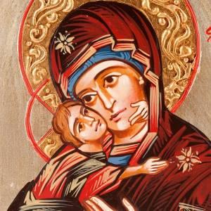 Icône Vierge du Don, bord en demi cercle s3