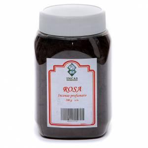 Incienso Rosa perfumado en polvo 200 gramos s2