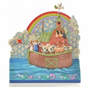 Jim Shore - Noah's Ark (Arche de Noé) s1
