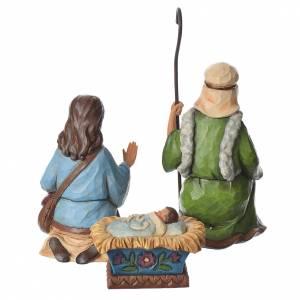 Jim Shore - Pint Nativity Set 9 pz 13cm s3
