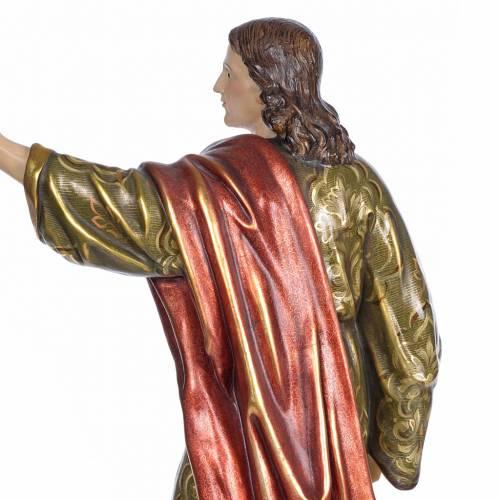 John the Evangelist wood paste 100cm, extra finish s3