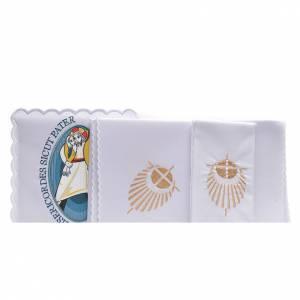 Conjuntos de Altar: STOCK Juego de altar Jubileo de la Misericordia algodón