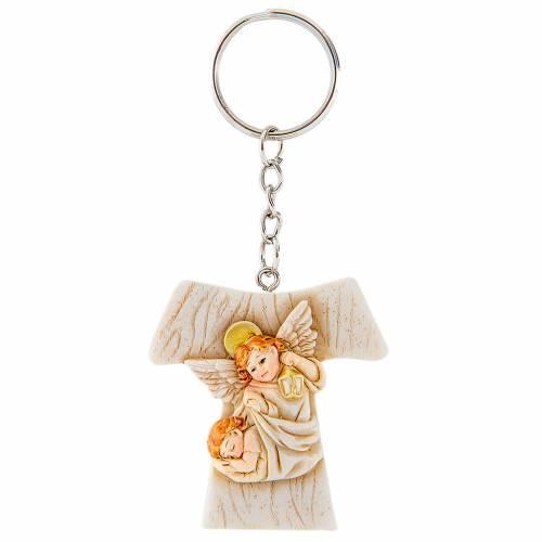 Key Ring Tau Angels 4cm s1