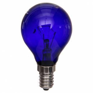 Luci presepe e lanterne: Lampada a filamento effetto wood 40W E14