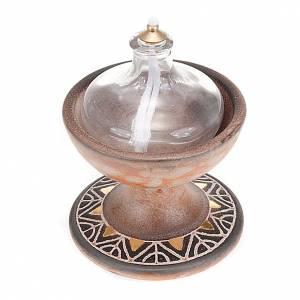 Lampade e lanterne: Lampada coppa ceramica