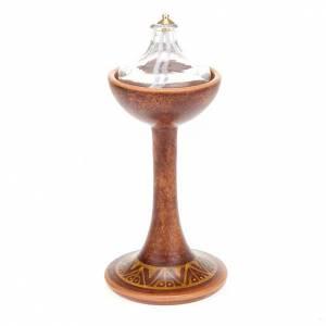 lampe en céramique avec tige s7