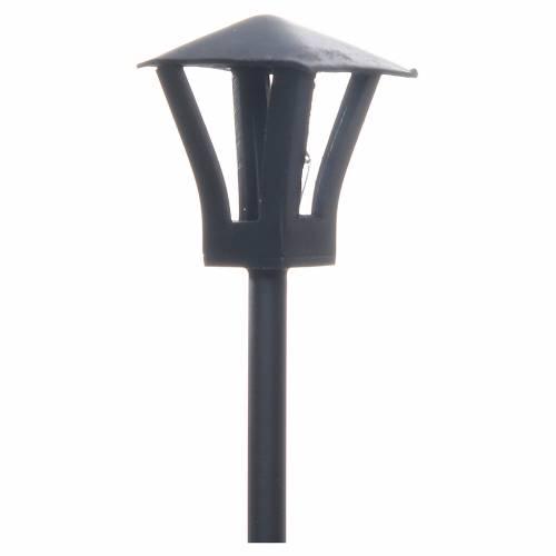 Lampione a terra cm 20 presepe s2
