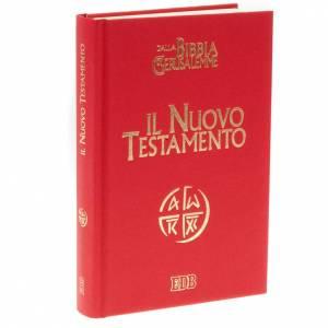 Le nouveau testament, bible de Jérusalem ITALIEN s1