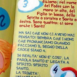 Livres pour enfants: Le signe de la croix et le Gloire ITALIEN
