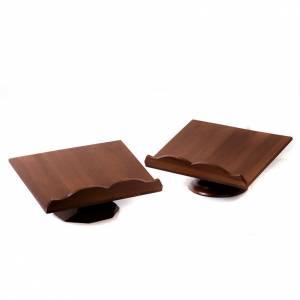 Leggii da tavolo: Leggio legno fisso e girevole