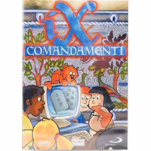 Les dix commandements s1