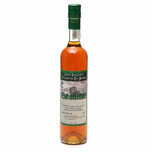 Liqueur Eucalittino de Tre Fontane s1