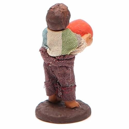 Little boy standing with ball 10cm neapolitan Nativity s3