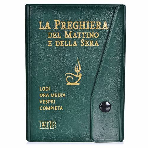 Liturgie des heure, vol. unique édition de poche ITALIEN s1