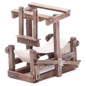 Loom for Neapolitan Nativity measuring 10x10x6cm s2