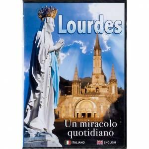DVD religieux: Lourdes, un miracle quotidien
