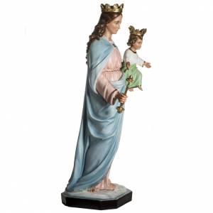 Madonna Ausiliatrice resina 130 cm s11