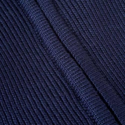 Giubbino collo polo blu s3