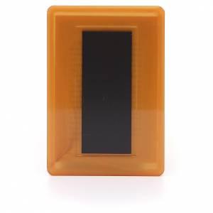 Magnet plexiglass russian Three Hands 10x7cm s2