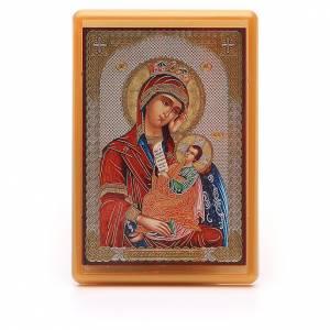 Magneti dei Santi, Madonna, Papa: Magnete Russia plexiglass Placa la mia tristezza 10x7