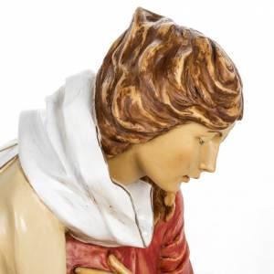 Krippenfiguren: Maria Harz Krippe Fontanini 85 cm
