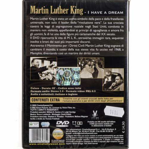 Martin Luther King - I have a dream s2