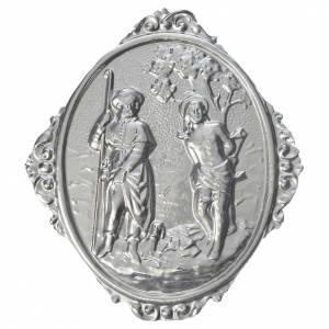 Medaglioni per confraternite: Medaglione per confraternite SS. Rocco e Sebastiano