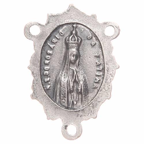 Médaille pour chapelet Notre-Dame de Fatima s2