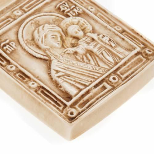 Médaille Vierge à l'enfant pierre Bethl&eacu s3