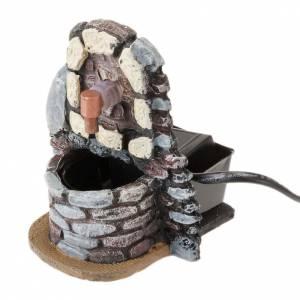 Mini fontaine avec pompe 9x7x10 s1