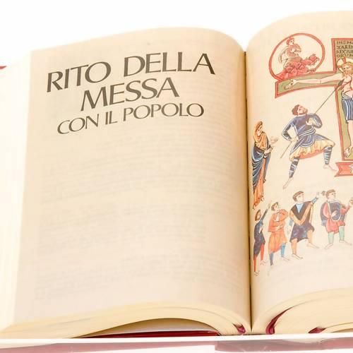Missel romain édition réduite ITA s4