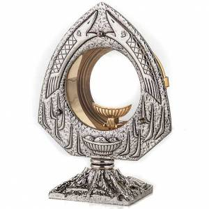 Monstrances, Chapel monstrances, Reliquaries in metal: Monstrance bread and fish