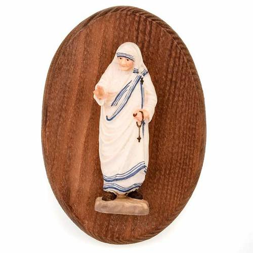 Mother Therese of Calcutta plaque s1