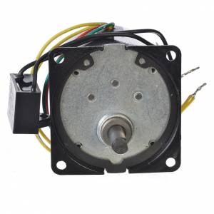 Water pumps and gear motors for nativity scenes: Motor reductor for nativities MPW 5spin/minute