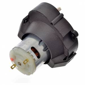 Motoriduttore presepe MCC a corrente continua 12V g/m 1/3 s2