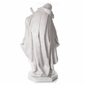 STOCK Natività 125 cm resina Fontanini fin. Carrara s3
