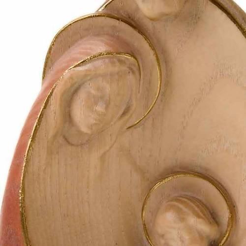 Natività stilizzata in legno 20 cm s5