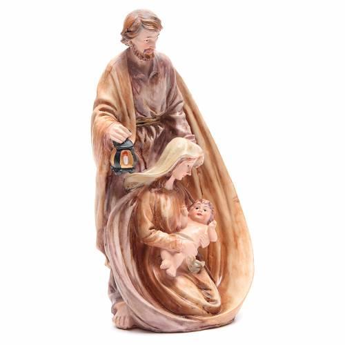 Nativité 33 cm résine s4