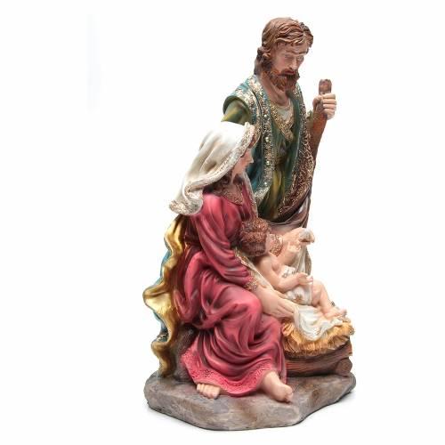 Nativité résine 3 personnages 70 cm s4