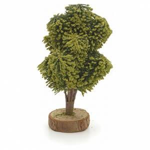 Nativity accessory, tree with base 12cm s1