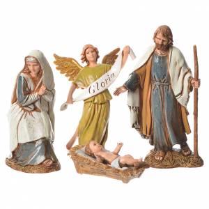 Nativity Scene figurines arabian style by Moranduzzo 10cm s3