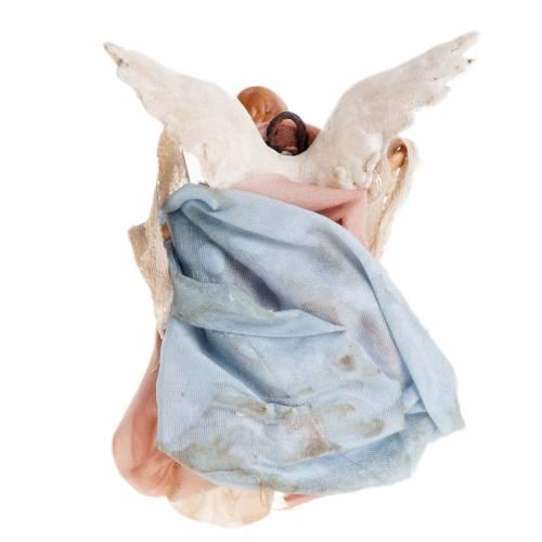 Neapolitan Nativity figurine, Angel 8cm s2