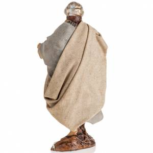 Neapolitan Nativity figurine, Arabian seller, 8 cm s3